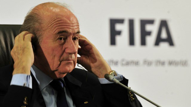 FIFA President Sepp Blatter has been called corrupt for decades, now six of his officials have been arrested. (Photo: Wiki)