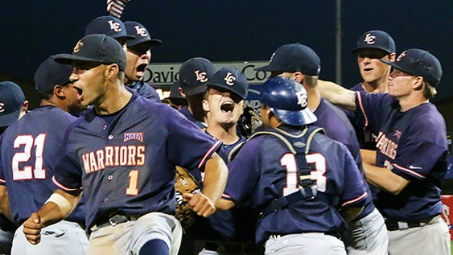 Lewis-Clark State College won its 17th NAIA National Championship on Friday night. (Photo: NAIA)