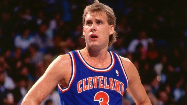 Craig Ehlo while he was a member of the Cleveland Cavaliers. (Photo: ExNBA)