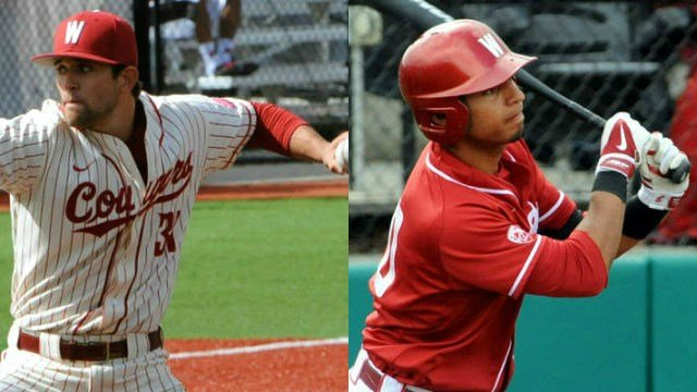 Roommates Joe Pistorese and P.J. Jones will continue their playing careers together with the Mariners.