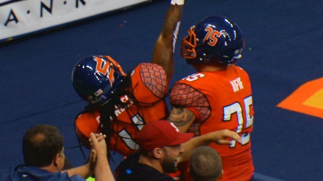 The Spokane Shock will hope to celebrate plenty of touchdowns on Friday.