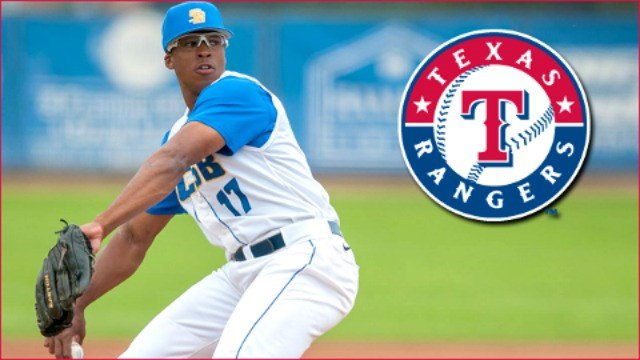 The No. 4 overall pick in the MLB Draft, Dillon Tate, is coming to Spokane. (Photo: Indians)