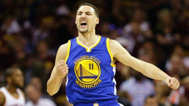 Former Washington State star Klay Thompson and his Golden State Warriors were crowned NBA Champions. (Photo: ESPN/AP)