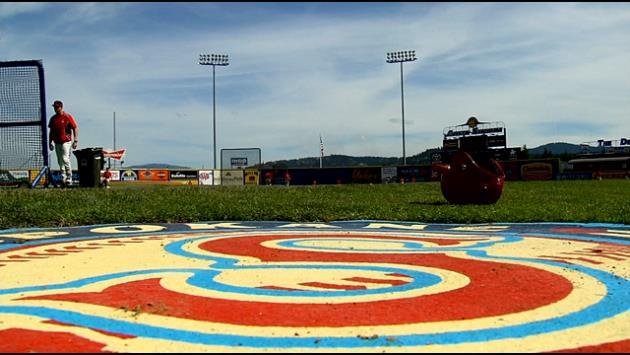 The Spokane Indians are ready for the 2015 season at Avista Stadium.