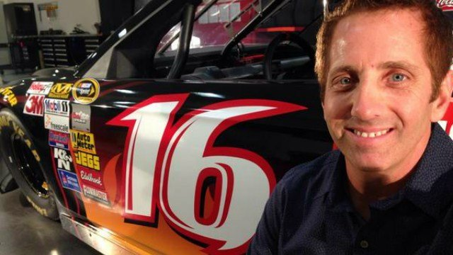 Greg Biffle will be at the Spokane County Raceway Super Oval on Saturday. (Photo: Greg Biffle/Twitter)
