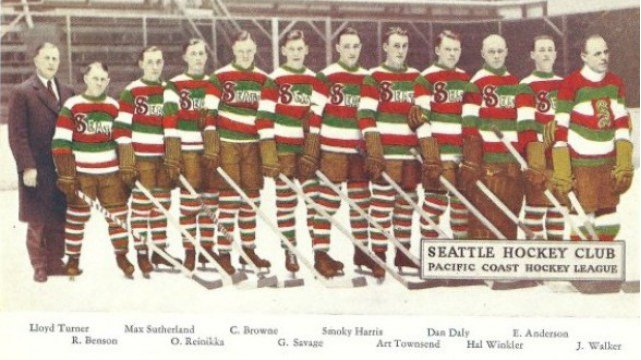 The Seattle Metropolitans were the last team to play professional hockey in the Emerald City. (Photo: Wiki)
