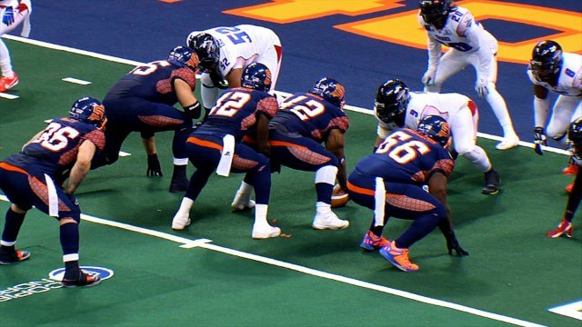 Arvell Nelso led the Shock offense to a playoff-implication win on Saturday night.
