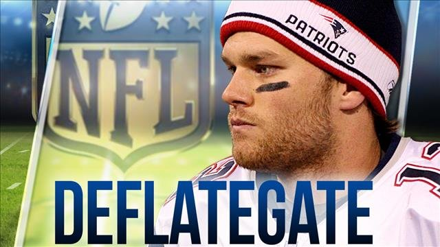 NFL Commissioner Roger Goodell upheld New England Patriots quarterback Tom Brady's four-game suspension.