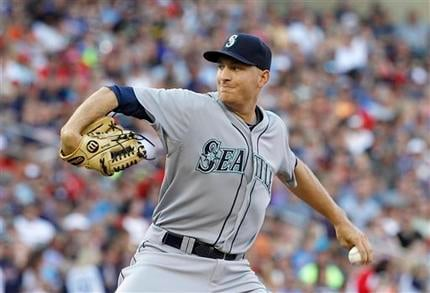 Mariners drop fifth game in last six outings.