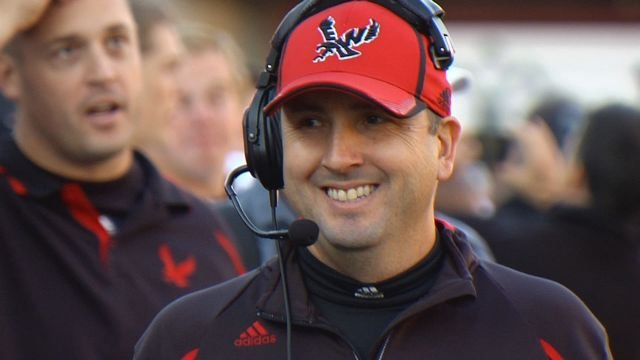 EWU ranked 6th in Wednesday's FCS Coaches' Poll.