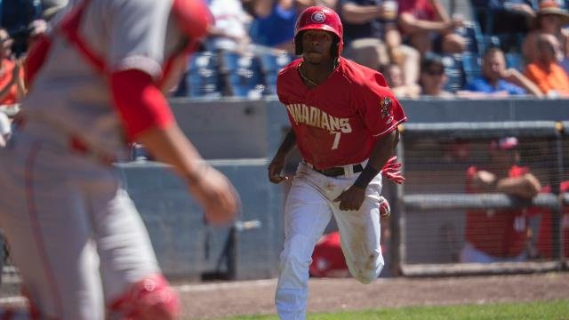 © The Vancouver Canadians topped the Spokane Indians 5-1 on Friday.