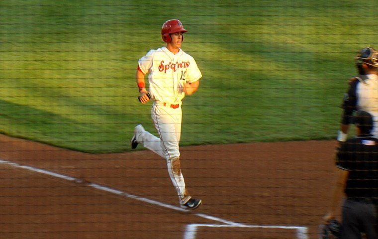 The Spokane Indians have won back-to-back 11 inning games.