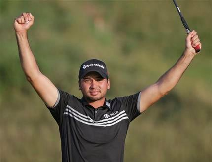 © Jason Day wins his first major at the PGA Championship. (AP Photo/Jae Hong)