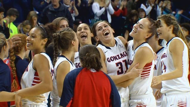 Gonzaga women's basketball announced WCC schedule for 2015-2016 season.