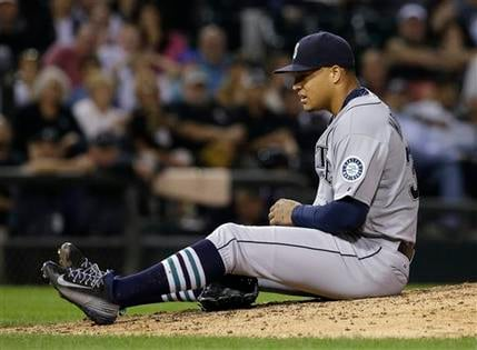 Taijuan Walker pitched 6 1/3 innings in 2-0 shutout of White Sox.