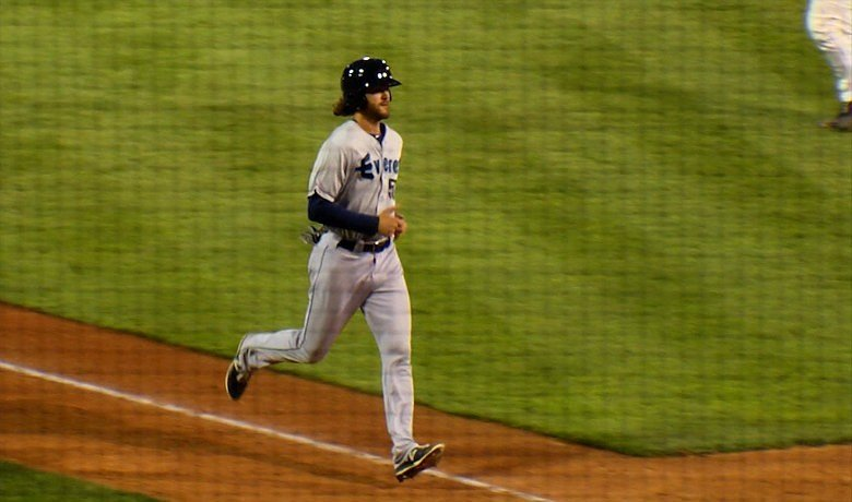 Any shot of making the playoffs for the Spokane Indians ended on Wednesday night, as the Everett AquaSox topped Spokane 8-5 in 12 innings.