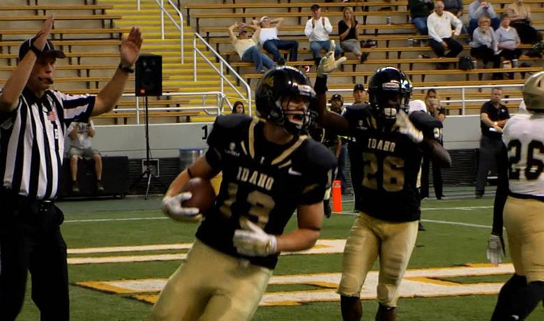 With Idaho's win over Wofford on Saturday, the Vandals (1-2) have already matched their win total from last season.