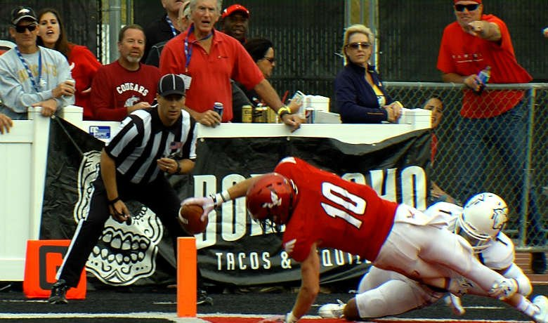 EWU wide receiver Cooper Kupp had 3 touchdowns vs. Montana St. on Saturday to move his season total to 8.