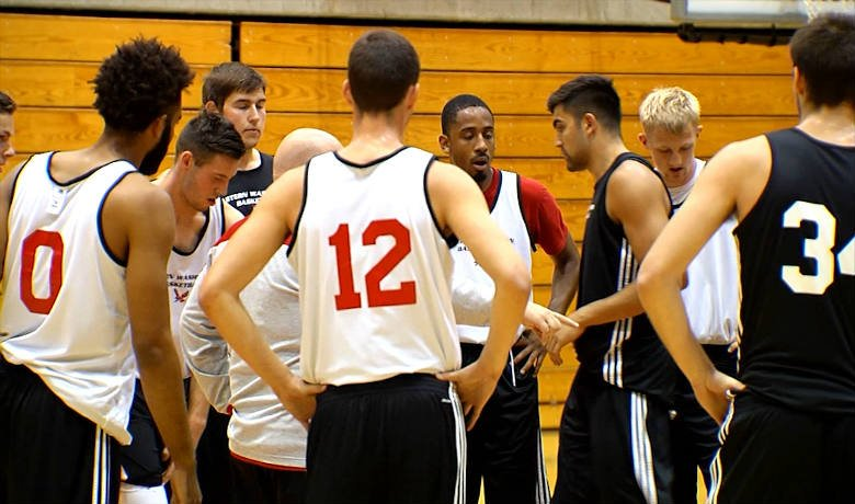 Eastern Washington University men's basketball team has been picked to finish third by both the coaches and media in preseason polls released Thursday (Oct. 1) by the league.