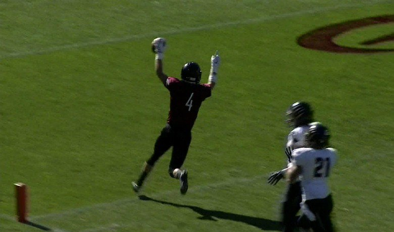 Whitworth built a 27-0 halftime lead and cruised to a 37-14 win over visiting George Fox on Saturday in the Pine Bowl in the Northwest Conference opener for both schools.