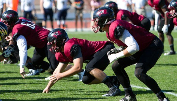 Whitworth controlled the clock and the field position to improve to 5-0 overall and 2-0 in the NWC this season.