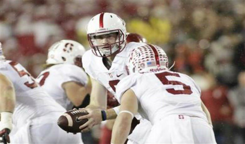 Quarterback Kevin Hogan ran for 112 yards and two touchdowns for Stanford (7-1, 6-0 Pac-12), which is the only undefeated team in Pac-12 play.