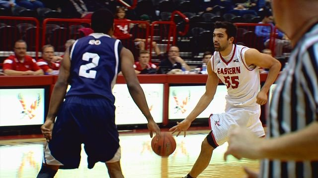 EWU went 8 1/2 minutes without a field goal as MSU went on a 33-6 run, including one stretch of 18 unanswered points.