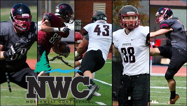 Five Whitworth players were named to the All-NWC First Team, eight were picked on the Second Team and one received honorable mention consideration.