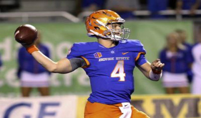 Brett Rypien became the first freshman quarterback to ever make First-Team Offense in the Mountain West Conference.