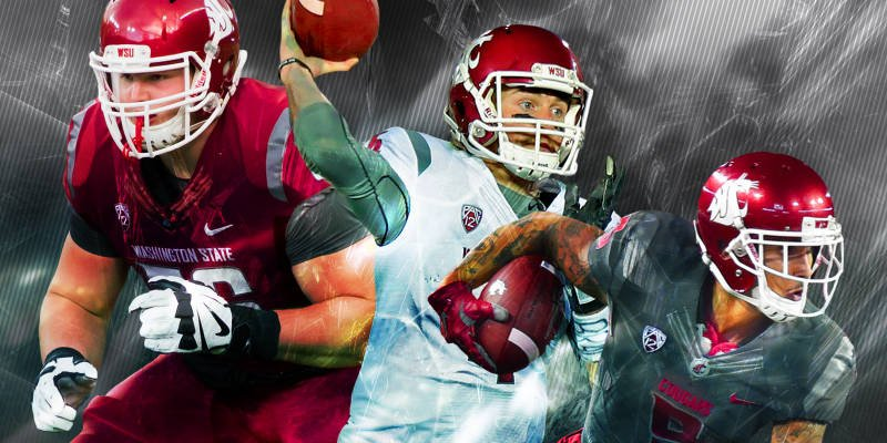 © Three Cougars made First-Team Pac-12 after no Cougars made the First-Team last season.(WSU Athletics)
