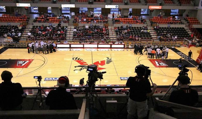 Eastern Washington will now close its pre-Christmas schedule at Denver of the Summit League.