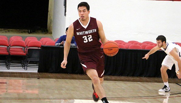 George Valle's had 17 points in Whitworth's win over George Fox.