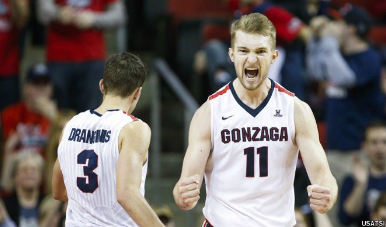 Gonzaga moves to 4-0 in West Coast Conference play and comes home to play Portland next Saturday.