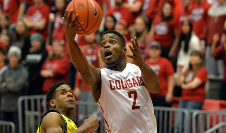 Ike Iroegbu had 16 points but the Cougars lost their seventh in a row.