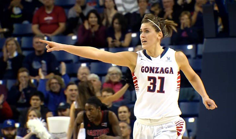 Tinkle was named preseason All-West Coast Conference after being named First Team All-WCC last season.