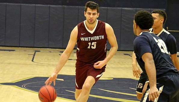 Christian Jurlina led Whitworth by averaging 19.0 points and 8.0 rebounds per game. He made 61% of his shots from the field (14-of-23) and added a total of three assists and three steals.