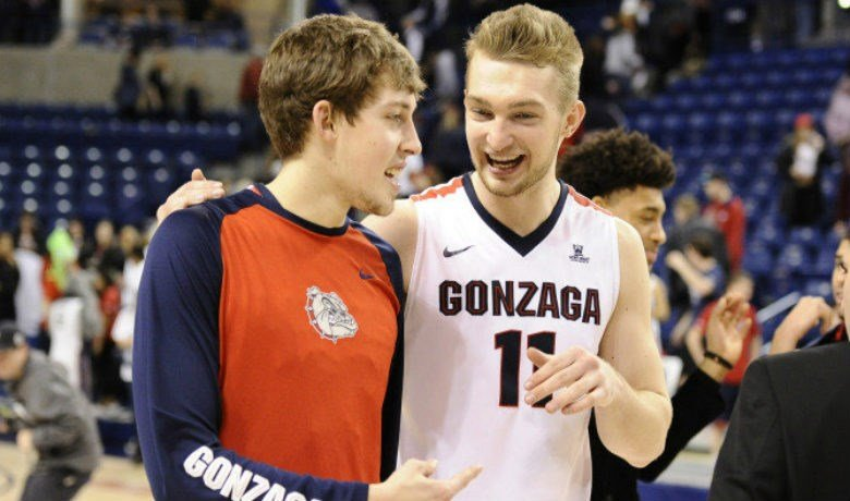 Kyle Wiltjer scores 23 points, fueling a late run to beat Pacific