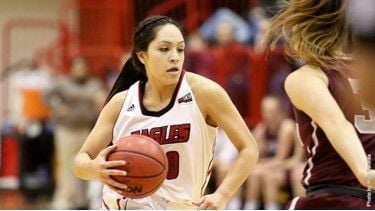 A loss at Portland State ends the Eagles' seven game Big Sky Conference winning streak. (Photo: EWU Athletics)