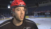 The Chiefs' Jared Cowen said he's rather be playing games, but his team will take advantage of the practice time (Photo: SWX)