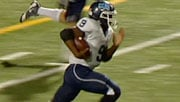 Gonzaga Prep's Bishop Sankey is making a run at the Greater Spokane League single season rushing record.  He ran for 323 yards against North Central on Thursday (Photo: SWX)