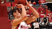 WSU's Klay Thompson was named to the All-Pac-10 First Team on Monday (Photo: WSU Athletics)